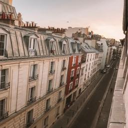 Paris déconfiné, mon Paris adoré. - #SinequanoneParis #Fashion #SineGirls #French #Brand #FallWinter